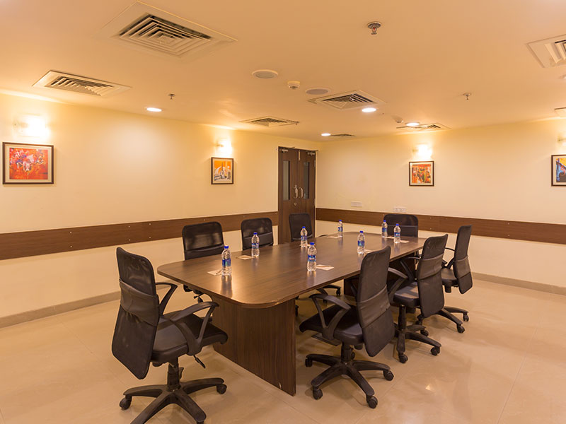 Meeting Room in Ginger Chennai (Vadapalani)