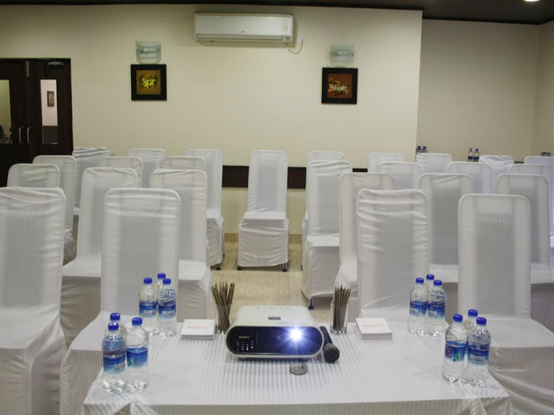 Meeting Room in Ginger Faridabad