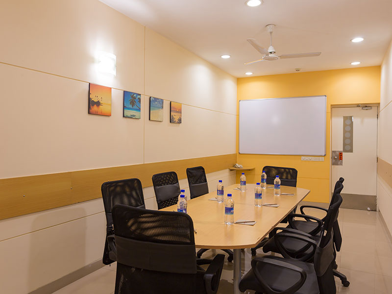 Meeting Room in Ginger Mangalore