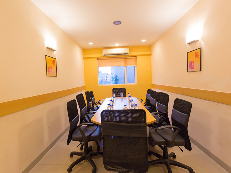 Meeting Room in Ginger Pondicherry