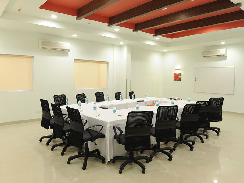 Meeting Room in Ginger Pune Wakad