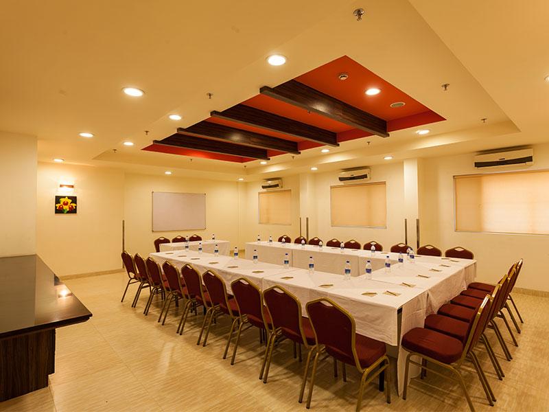 Meeting Room in Ginger Surat