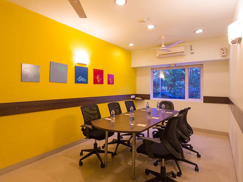 Meeting Room in Ginger Trivandrum