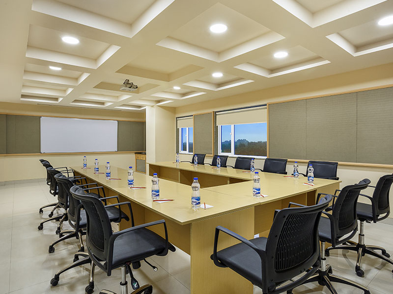 Meeting Room in Ginger Vapi