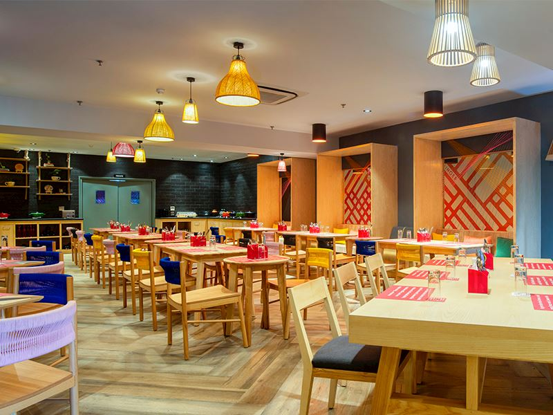 Ginger Noida City Centre Cafe Etcetera