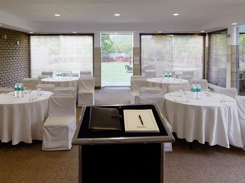 Meeting Room of Ginger Gurugram