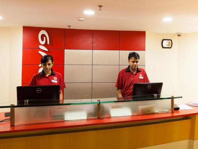 Reception in Ginger Ahmedabad (Vastrapur)