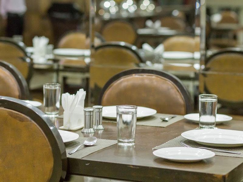 Restaurant at Ginger Ahmedabad (Satellite)