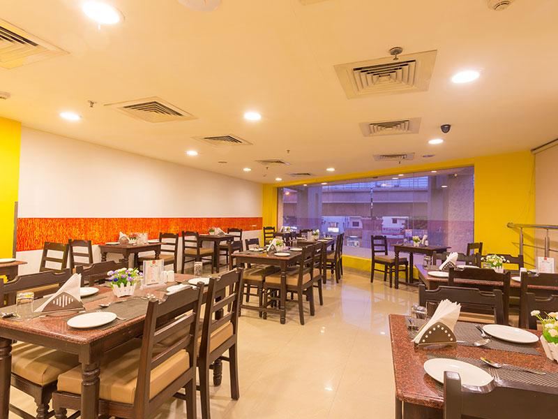 Restaurant at Ginger Chennai (Vadapalani)