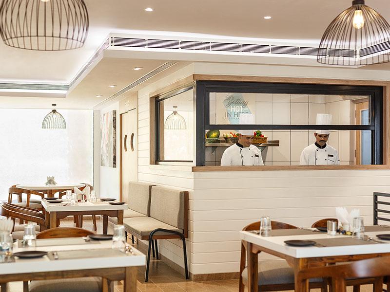 Restaurant at Ginger Mumbai (Andheri East)