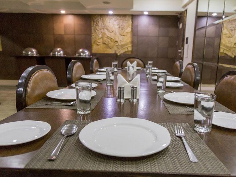 Restaurant in Ginger Ahmedabad (SG Road)