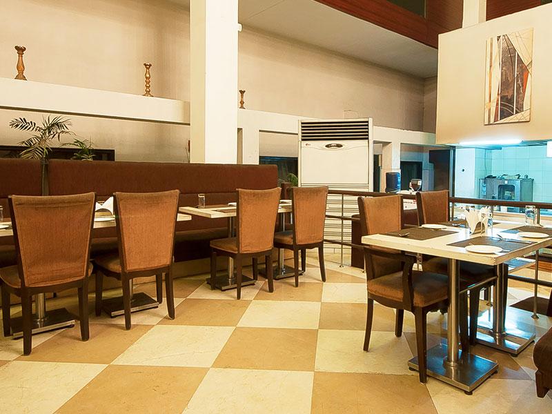 Restaurant in Ginger Gurugram