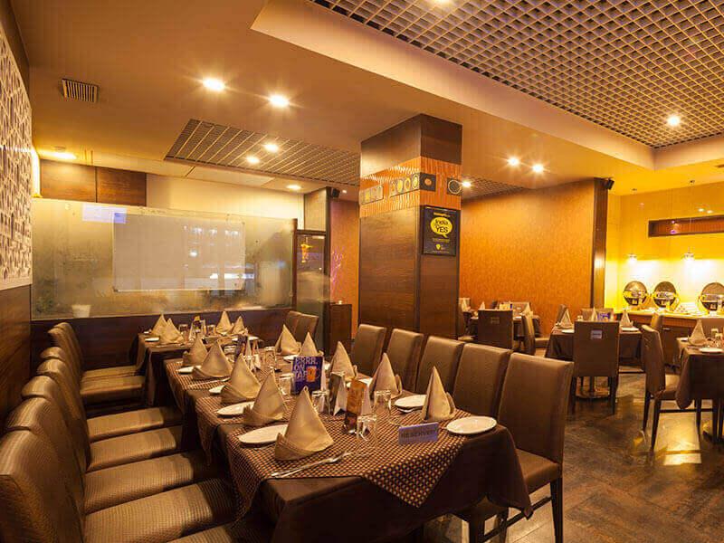 Restaurant in Ginger - Mumbai (Mahakali)