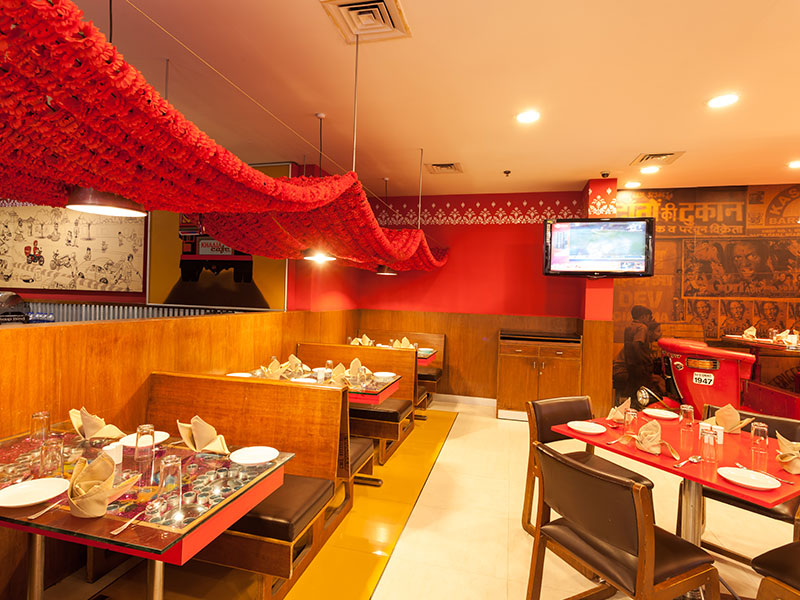 Restaurant in Ginger Surat