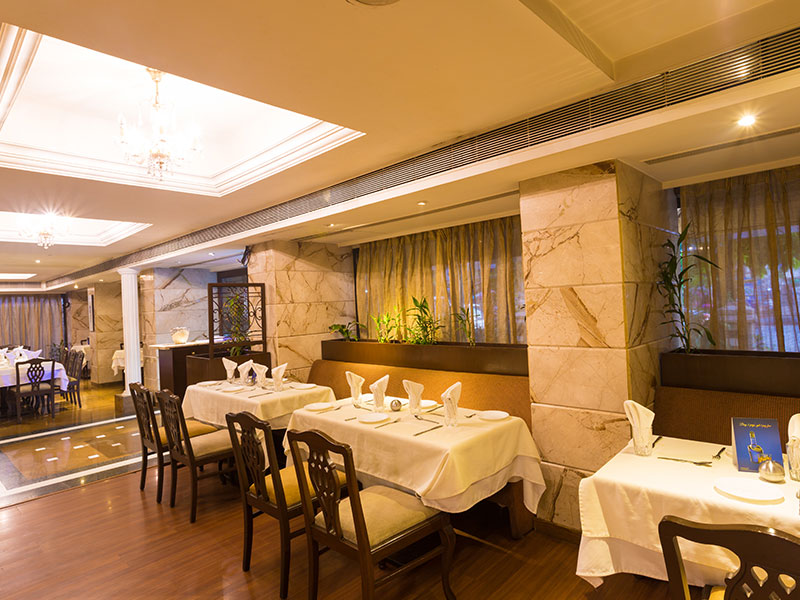 Restaurant in Ginger Thane