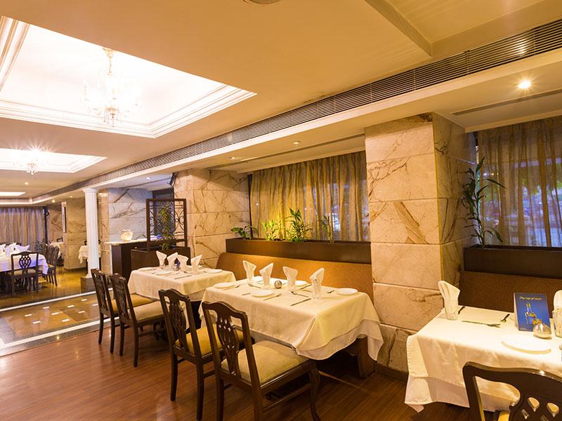 Restaurant in Ginger Thane