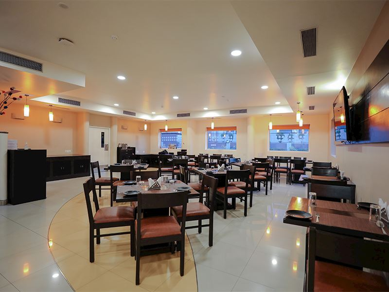 Restaurants at Ginger Nashik