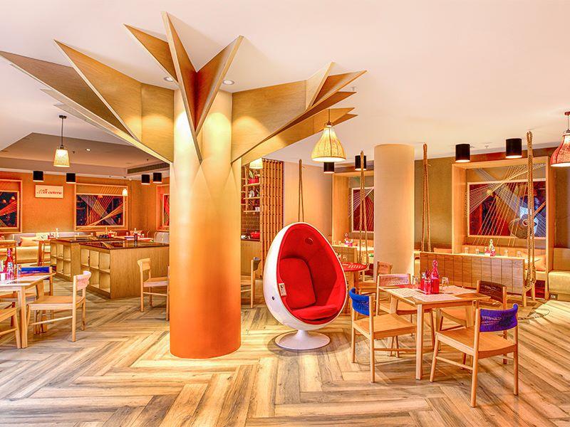 Restaurants in Ginger Pune Wakad