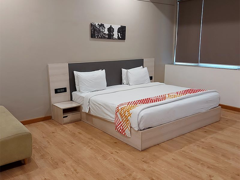 Rooms of Ginger Hotel Aurangabad
