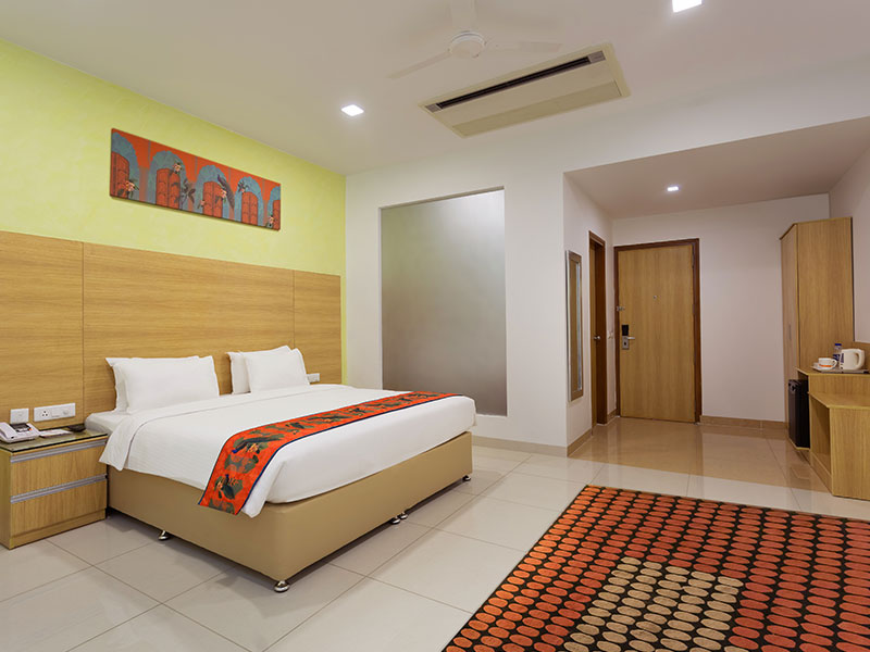 Room at Ginger Noida City Center