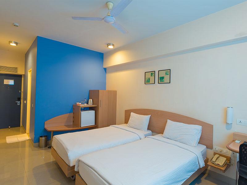 Room at Ginger Pondicherry