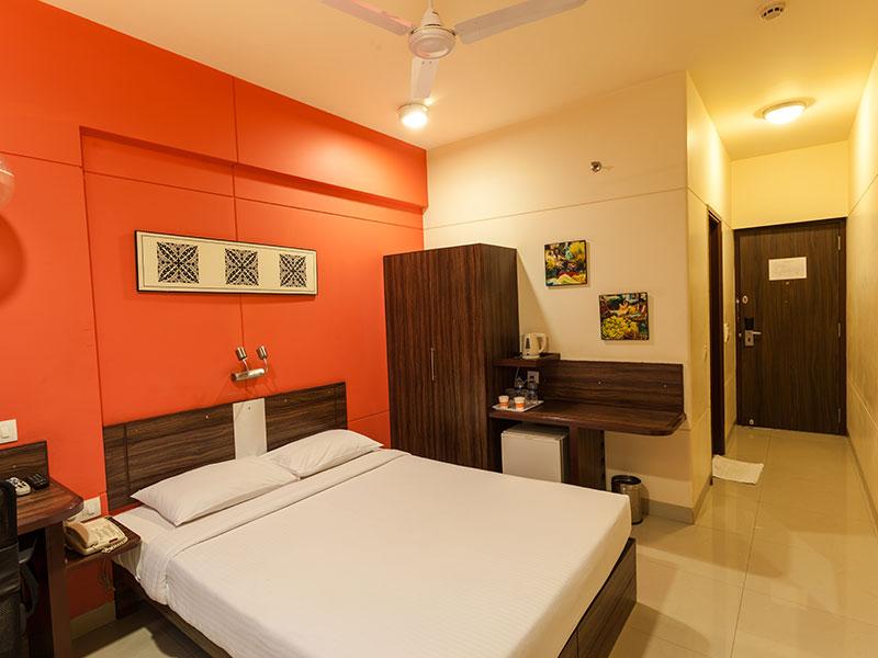 Room at Ginger Surat