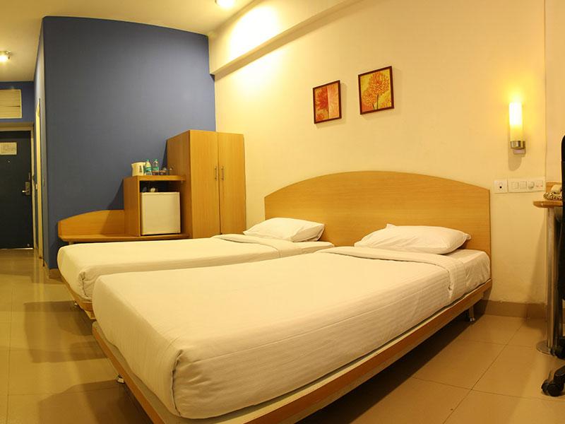 Room in Ginger Pantnagar