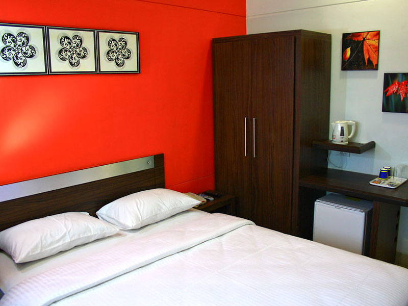 Standard Room in Ginger Manesar