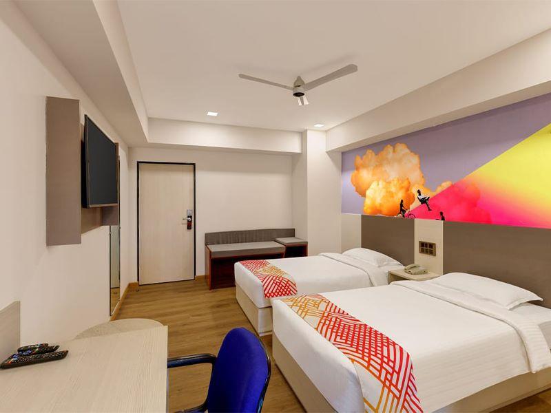 Ginger Visakhapatnam, Gajuwaka Double Bedroom
