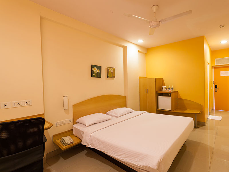 Rooms in Ginger Nashik