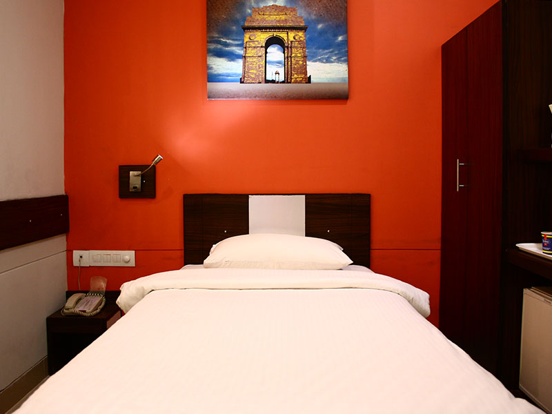 Single Room at Ginger East Delhi
