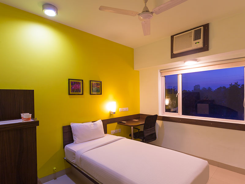 Single Room at Ginger Trivandrum