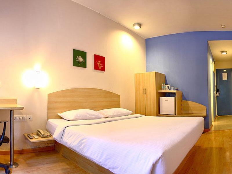 Standard Room at Ginger Agartala