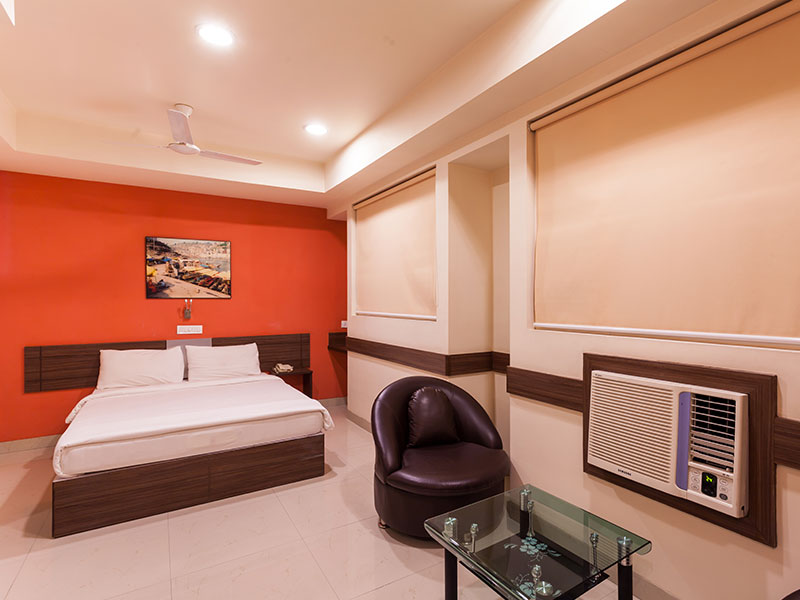 Standard Room at Ginger Indore