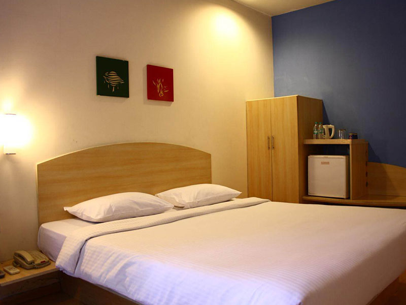Standard Room at Ginger Pune Pimpri