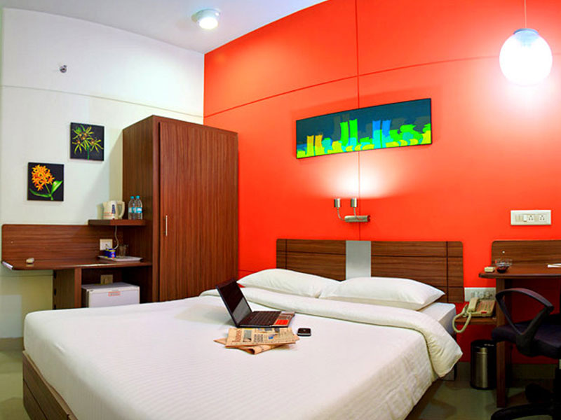 Standard Room at Ginger Pune Wakad