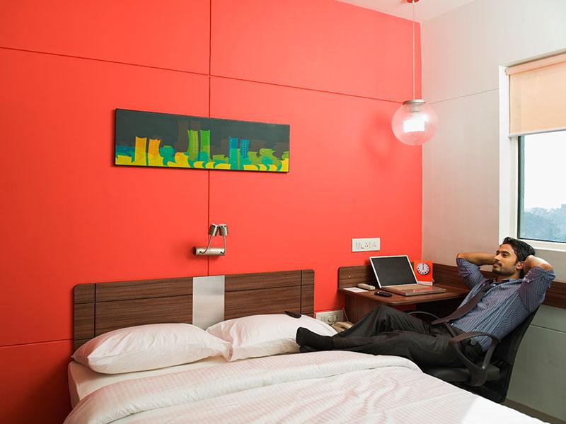 Standard Room at Ginger Tirupur