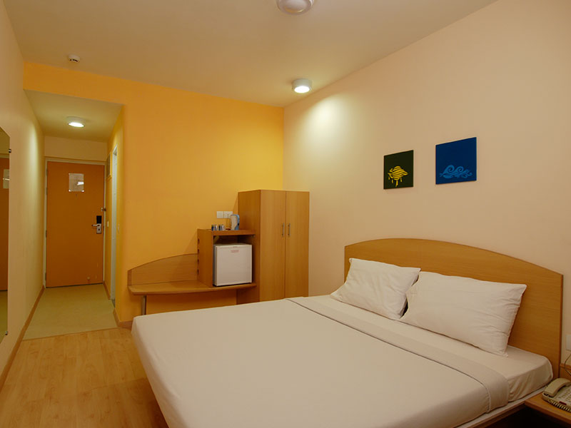 Standard Room in Ginger Bhubaneshwar