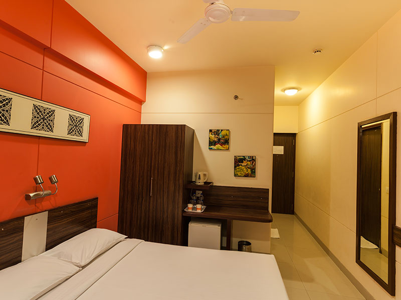 Standard Room in Ginger Surat