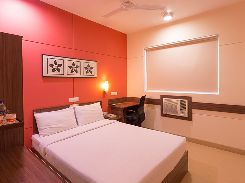 Standard Room of Ginger Mangalore