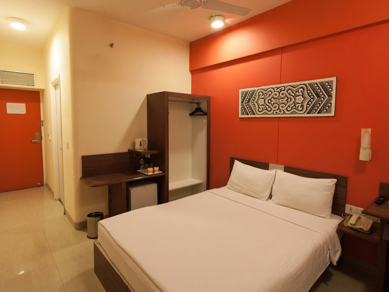 Standard Room at Ginger Ahmedabad (Vastrapur)