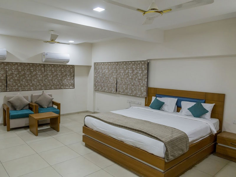 Superior Room at Ginger Ahmedabad (SG Road)