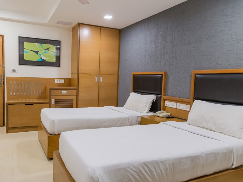 Superior Room in Ginger Ahmedabad (Satellite)