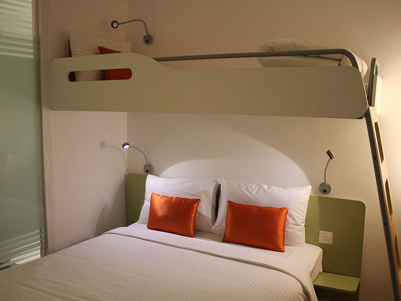 Superior Room in Ginger Lucknow