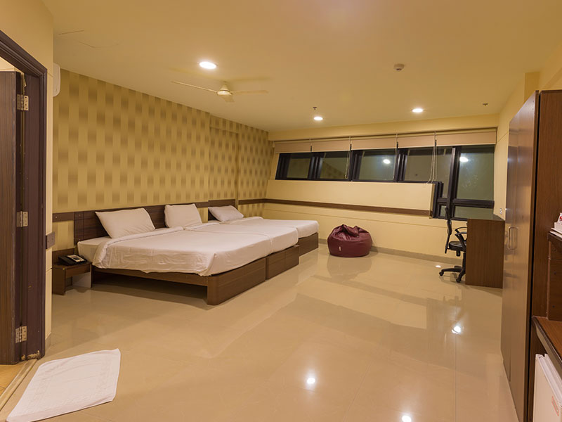 Superior Room of Ginger Chennai (Vadapalani)