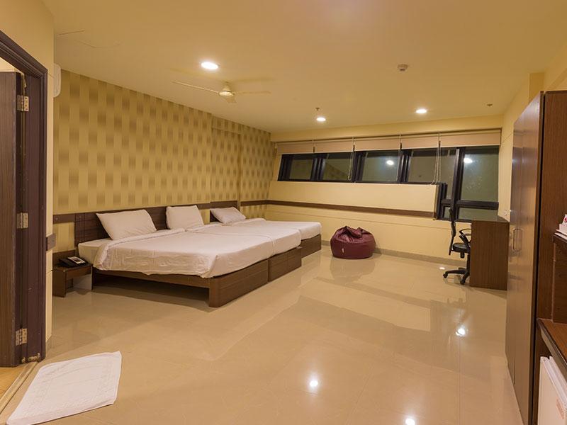 Superior Room of Ginger Chennai (Vadapalani)