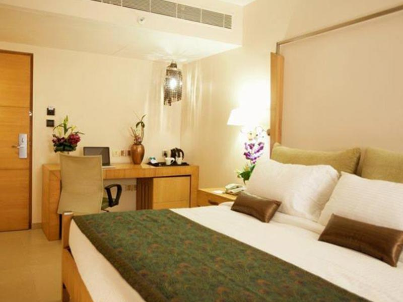 Superior Room of Ginger Goa