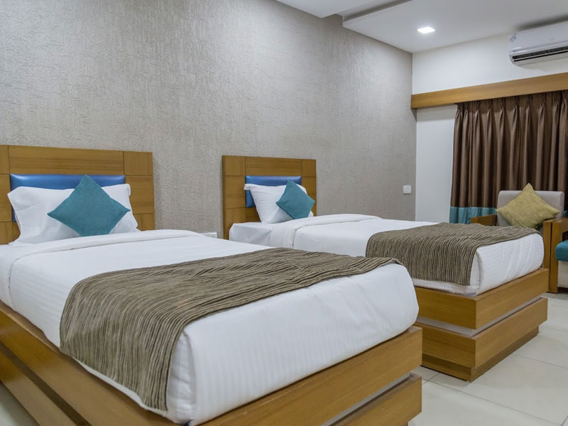 Superior Room Twin in Ginger Ahmedabad (SG Road)