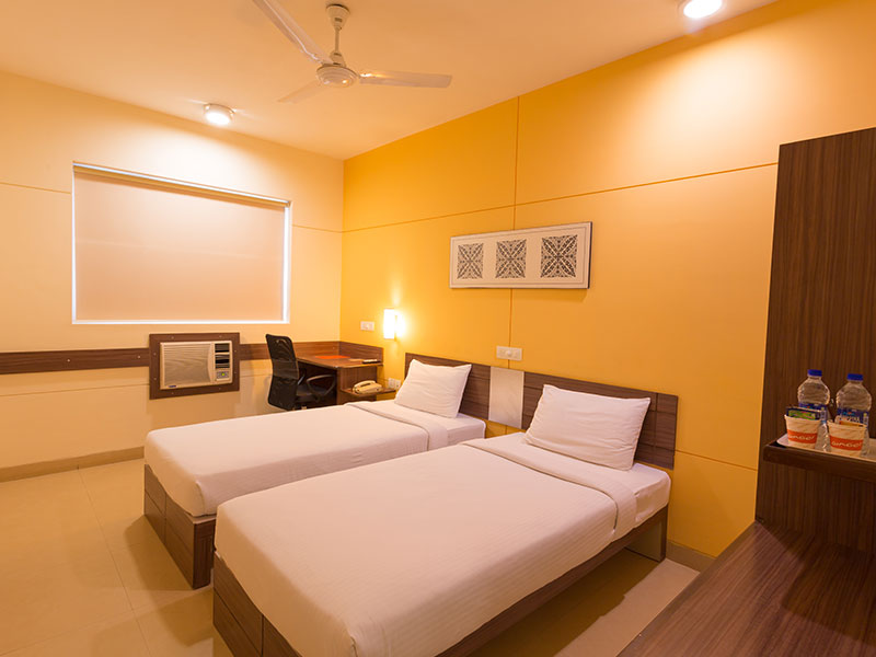 Twin Room at Ginger Mangalore