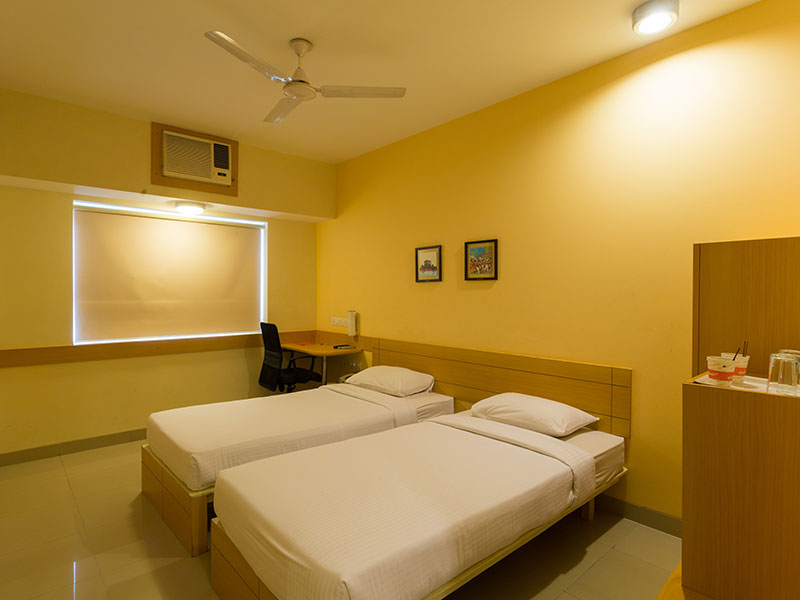 Twin Room at Ginger Mysore